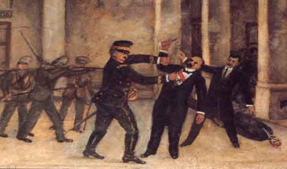 22 de Febrero d 1913 Aniversario luctuoso de Francisco I. Madero | Revista  Mira