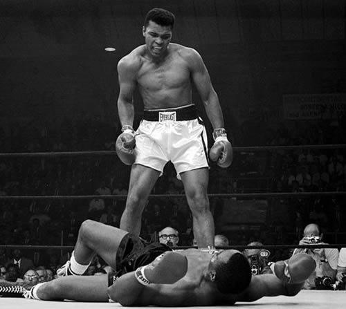 Muhammad Ali Por Qué Dios Es Blanco La Leyenda