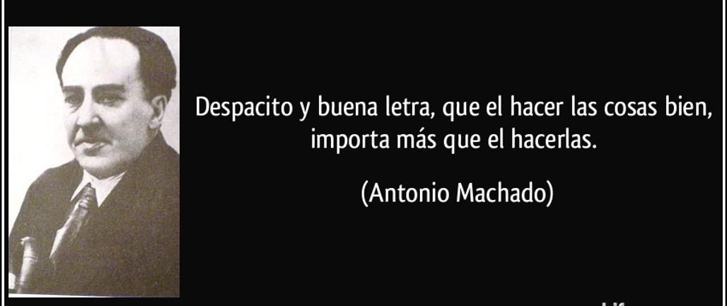 Caminante No Hay Camino Antonio Machado Video Poema